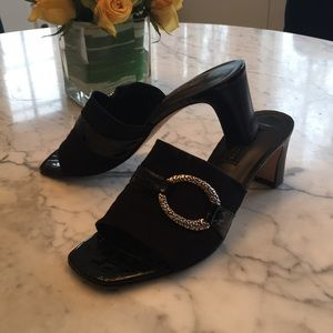Brighton sandals. Exc. condition. Perfect heels.